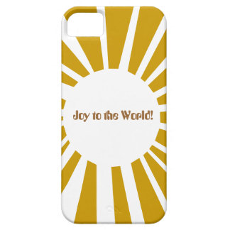 Joy to the World! iPhone 5 Case
