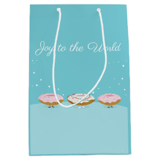 Joy to the World Donuts | Gift Bag