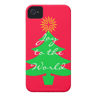 Joy to the World iPhone 4 Case