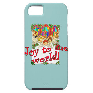 Joy to the World! iPhone 5 Cases