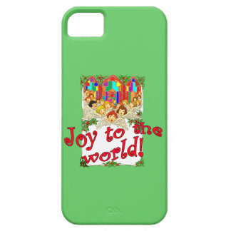 Joy to the World! iPhone 5 Cover