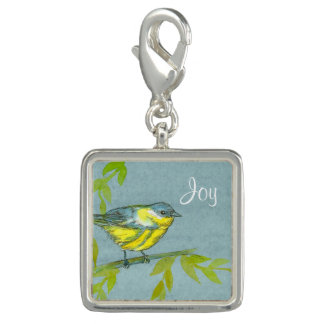 Joy Warbler Bird Custom Name