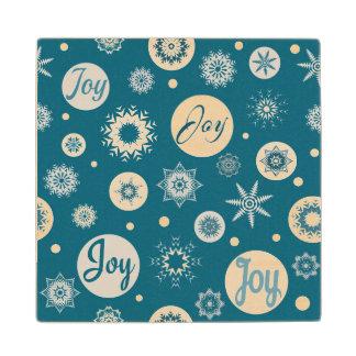 Joy Wood Coaster