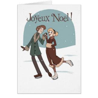 Joyeux Noël Card