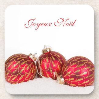 Joyeux Noël Coasters