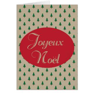 Joyeux Noel - French Christmas Cards