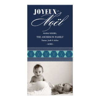 JOYEUX NOEL | HOLIDAY PHOTO CARD