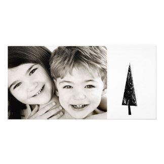 joyeux noel photo card