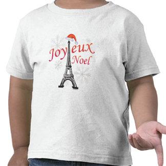 Joyeux Noel T Shirts