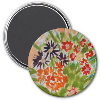 Joyful Bouquet Magnet
