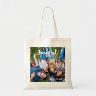 Joyful. Family Portrait. Tote Bag