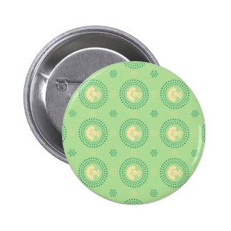 Joyful Manly Sleek Charming 6 Cm Round Badge