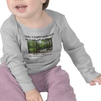 Joyful Noise Baby Long Sleeve Shirt