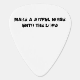 JOYFUL NOISE PLECTRUM