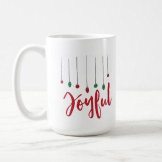 Joyful Ornament Mug