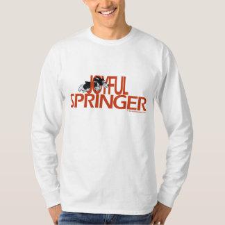 Joyful Springer T-Shirt