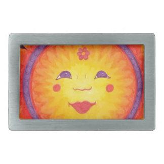 Joyful Sun Belt Buckles