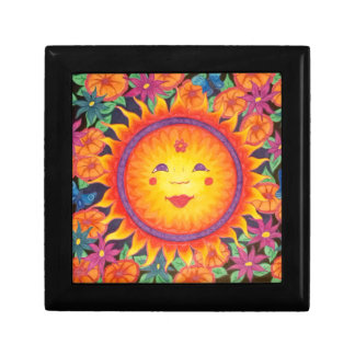 Joyful Sun Full Size Gift Box