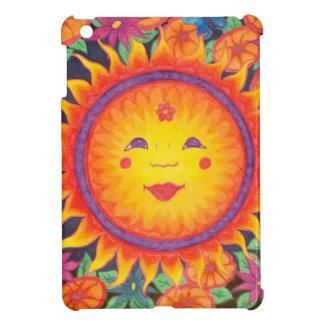 Joyful Sun Full Size iPad Mini Case