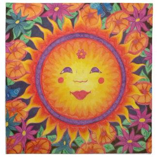 Joyful Sun Full Size Napkin