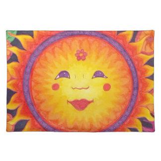 Joyful Sun Placemat