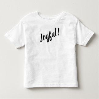 Joyful! Toddler T-Shirt