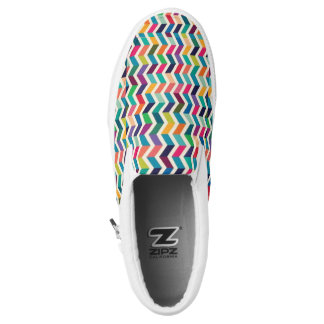 Joyful underpants - multicoloured Slip-On shoes