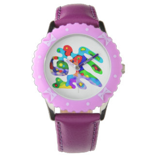 Joyfull funny  colourfull  watch