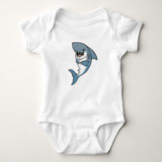 JoyJoy Shark Baby Bodysuit