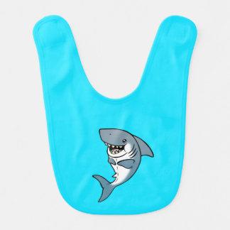 JoyJoy Shark Bib
