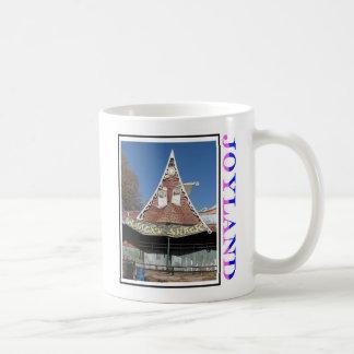 Joyland Whacky Shack Front Basic White Mug