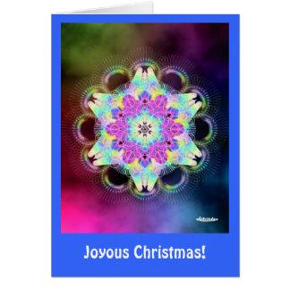Joyous Christmas Card