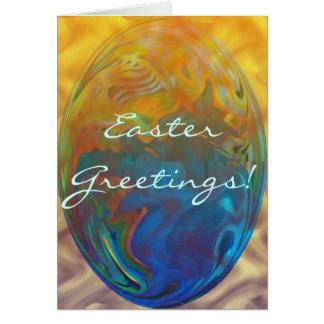 Joyous Easter Card