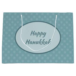 Joyous Hanukkah Large Gift Bag