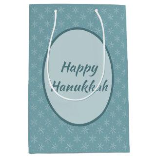 Joyous Hanukkah Medium Gift Bag