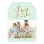 Joyous | Holiday Photo Card 13 Cm X 18 Cm Invitation Card