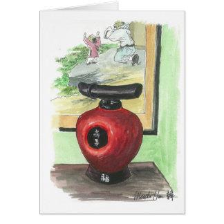 Joyous Pot Card