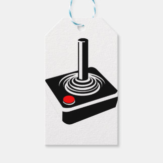 Joystick Gift Tags