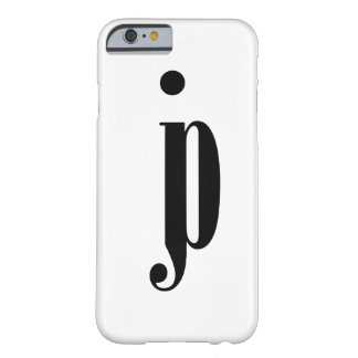 JP Monogram Case