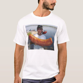 jp with sausage T-Shirt