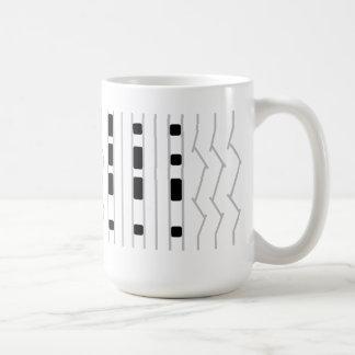 JPL Mars Curiosity Rover Tire Tread Print Homage Coffee Mug