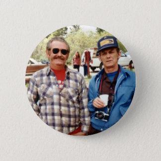JR and Dennie 6 Cm Round Badge