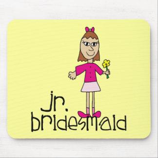 Jr. Bridesmaid Gifts and Favors Mouse Pad