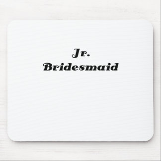 Jr Bridesmaid Mousepad