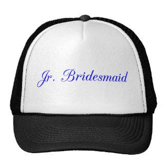 Jr. Bridesmaid's Cap