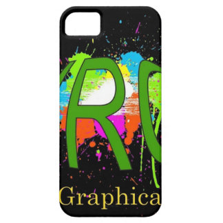 JRGraphicarts Barely There iPhone 5 Case