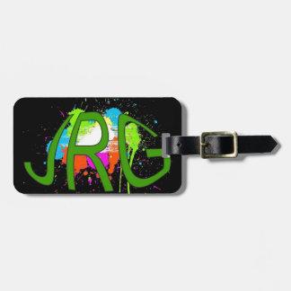 JRGraphicarts Luggage Tag