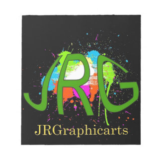 JRGraphicarts Notepad