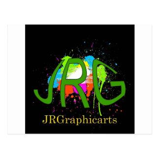 JRGraphicarts Postcard