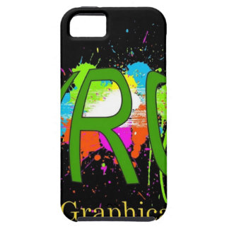 JRGraphicarts Tough iPhone 5 Case